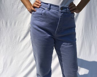 Periwinkle High Waisted Jeans