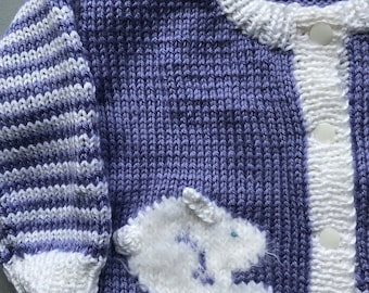 Easter Bunny Sweater - Toddler