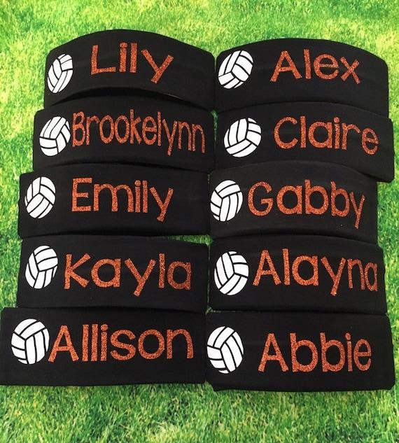 Personalized Headbands. Custom HEADBANDS Sports  3dc9ba8e86e