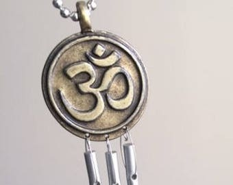 Handmade and Hand-Tuned Whimsical OM Car Chime