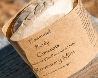 Rosemary Mint Soap 5 oz