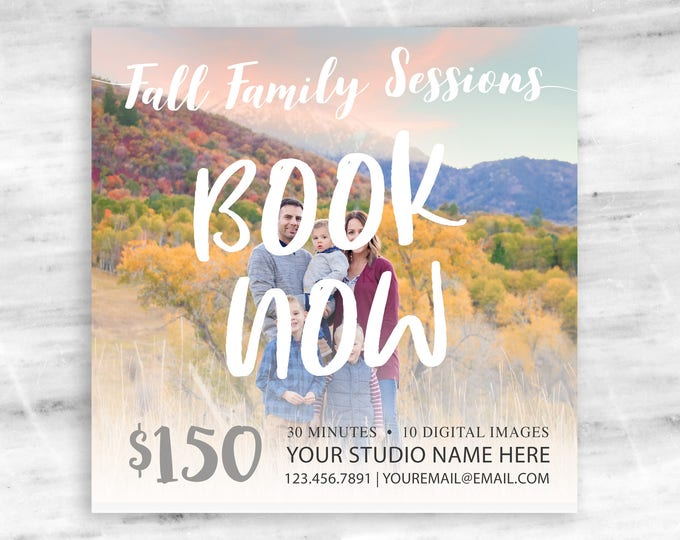 Fall Now Booking