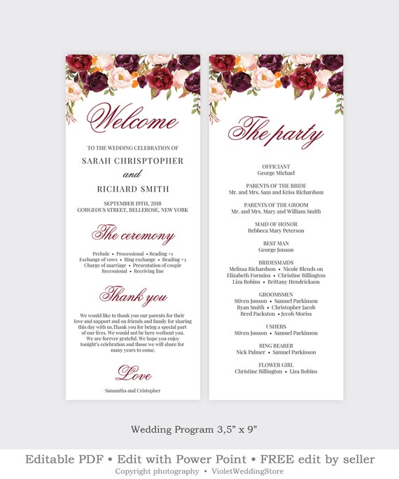Powerpoint Mariage Telecharger