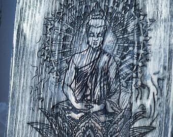 bcd11d971 Buddha wall art, zen wall art