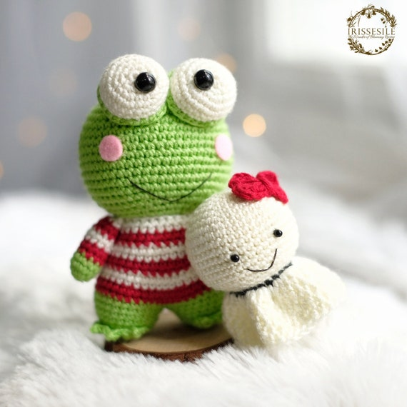 Who is your favorite princess ? 🙈 - Green Frog Crochet | Facebook | 570x570