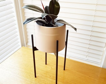 BAILEY - Plant stand, Metal Plant Stand, Pot Plant Stand