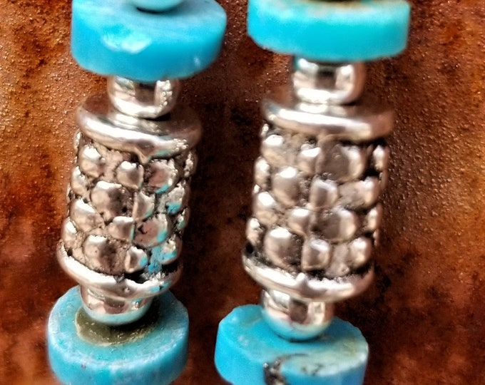 50-Turquoise Earrings