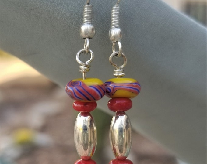 16-Beaded Earrings