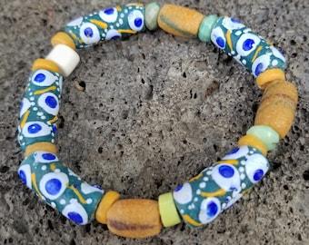 F-African Tradewind Beaded Bracelet