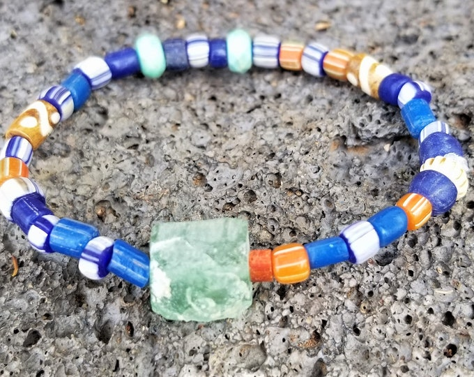 I-African Tradewind Beaded Bracelet