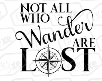 not all those who wander are lost meaning jrr tolkien