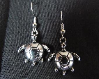 Sea Turtle Earring