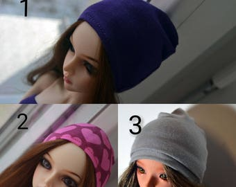 Choose your color! Beanie for Minifee BJD