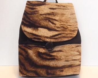 263cb2e1 Tiger, Tiger Lover, Tiger Backpack, Tiger Purse, Tiger Print Bag, Tiger Skin,  Animal Purse, Tiger Pattern Bag, Modern Backpack, Tiger Bag