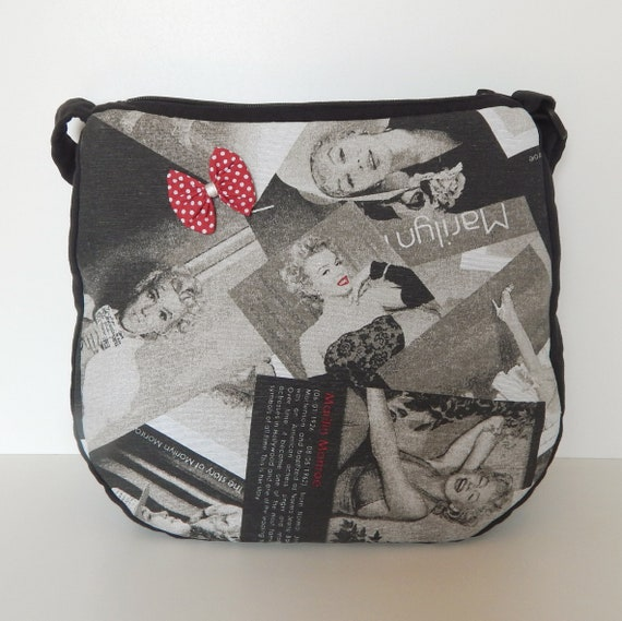 MARILYN MONROE  WALLET PURSE BAG GIFT NEW ARRIVAL GOOD QUALITY VINTAGE