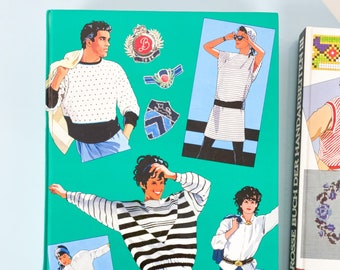 1988: The Great Book of Handicrafts X   Book on knitting, crocheting, textile design ingessing   Retro Book Tchibo Series