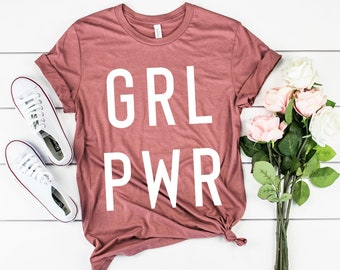 2952bcfb4cb Girl Power T-shirt