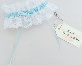 Handmade Luxury Garter
