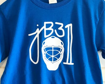 Youth Neon Blue jB31 t-shirt