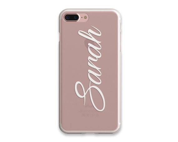Custom Name Iphone 7 Case Personalized Iphone 7 Plus Case Etsy