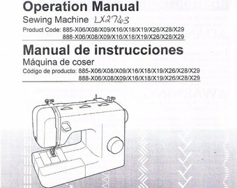 Sewing Machine Xr3774