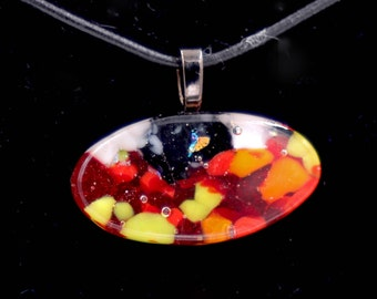 Hot and Cold Pendant