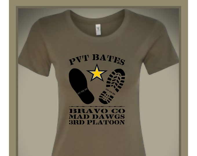 BCT Graduation shirt   Family Day shirt Boot Camp graduation   Military shirt   Army shirt   Air Force shirt   Marine shirt
