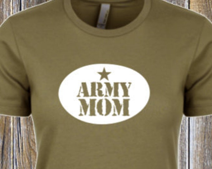 Army Mom shirt | Military Shirt | Deployment shirt | Navy shirt | Marine shirt | Air Force shirt | Army Shirt