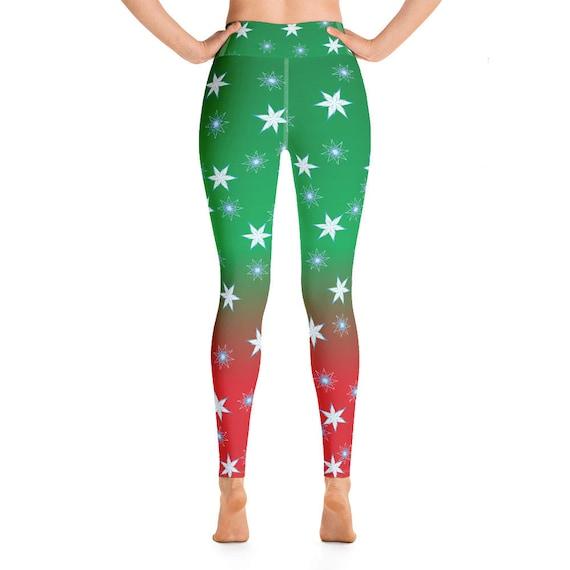 Christmas Yoga Leggings