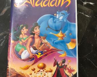 Aladdin VHS black diamond the original