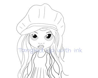digital stamp-digi stamp-card making-leeha