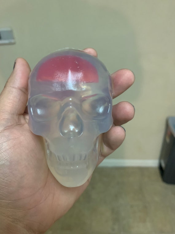 Smarty Pants Skull Bar Of Soap
