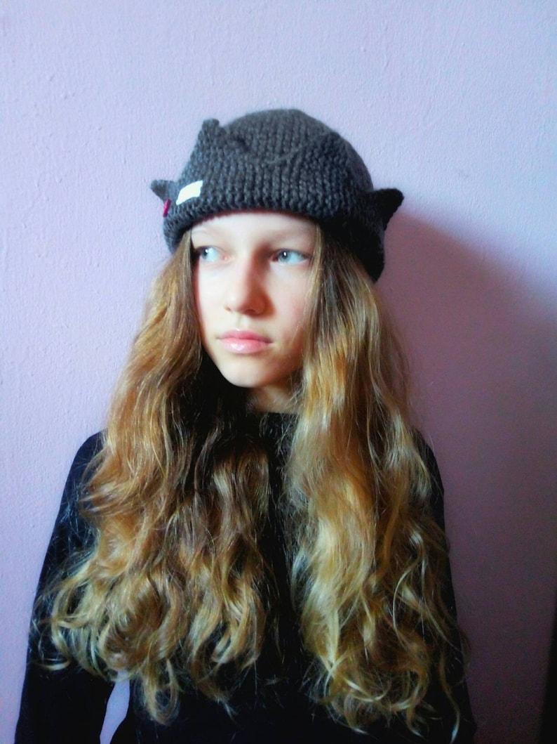 Jughead Crown Beanie Jughead Jones Knit Hat Jugheads beanie  1f5000752dd