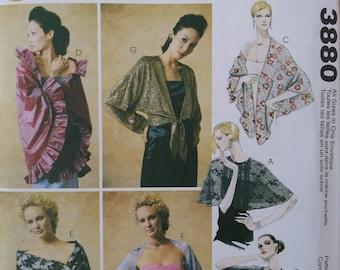 McCalls Sewing Pattern Barbie Wardrobe #7429 Uncut Sheath Square Dancing Dress Coat 1964 Vintage
