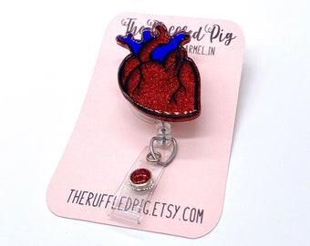 Dill Pickel Badge Reel Medical Badge Food Badge Reel Lanyard Nurse Badge Reel Pickel Badge ID Badge Holder Retractable Badge Reel