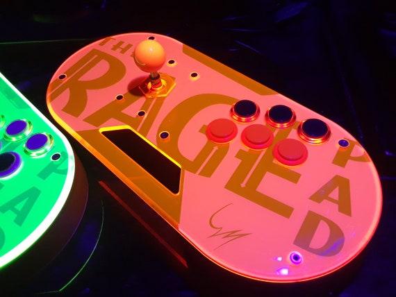 The RAGE Pad - Retro Arcade Game Enhancement Controller