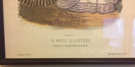La mode illustree bureaux du journal rue jacob paris