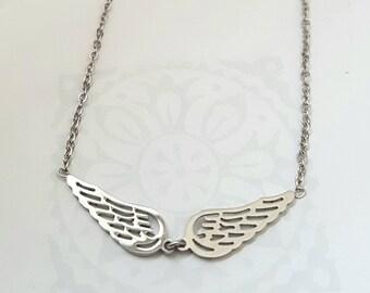 Angel - Angel Wings necklace