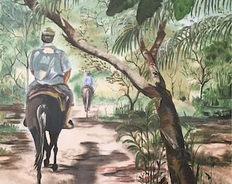 The Rider / El Montado /3 weeks/upon request