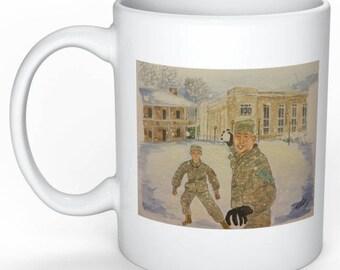 Christmas Season Mug