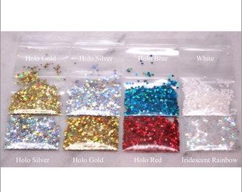 8-Bag Star Glitter Sample Pack  6aeda8daf4
