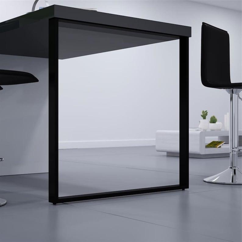 Gambe Per Tavoli In Legno Ikea.Gambe Per Tavoli Ikea Intrattenimenti Piedistalli In Acciaio Etsy