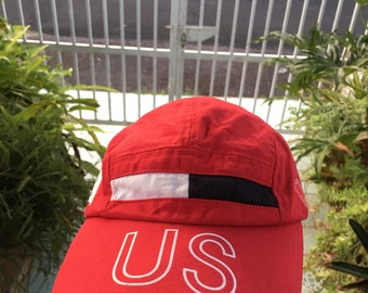 df85f69b3451 Tommy Flag 5 Panel cap size in 21 5/8 inchies