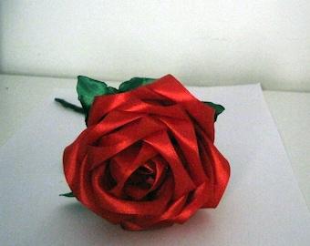 Rosa rossa etsy