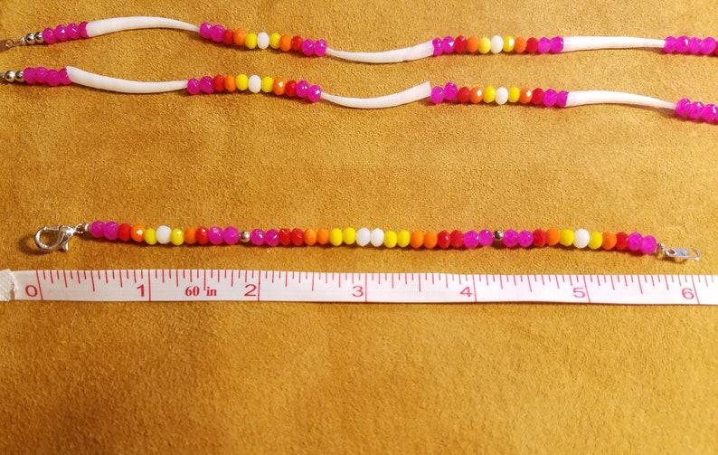 Child/'s Dentillium Necklace Set