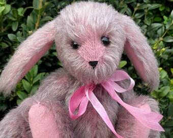 Popsy   Collectible artist teddy   Artist bunny   Mohair Bunny