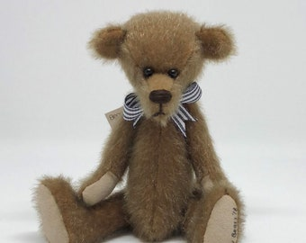 Dollhouse Jointed Fawn World of Miniature Bears Doll House Baby Deer