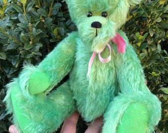 Leif   Collectible mohair teddy bear
