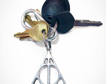 Harry Potter Deathly Hallows Keychain/Pendant