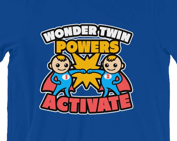 Wonder Twins Powers ACTIVATE T-Shirt